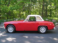 Highlight for album: 1967 Austin-Healey Sprite MKIV