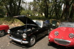 This is Jean's 1968 Sprite.