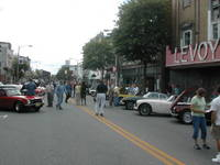 Highlight for album: British Motor Club of South Jersey Car Show Millville NJ