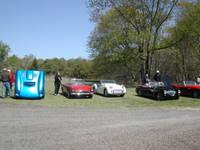 Highlight for album: British Motor Club of S/Jersey Gathering