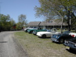 A Wonderful view of Jacks frt. Yard and some Great Cars
