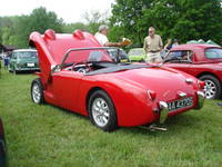 Highlight for album: Blount British Car Club Show