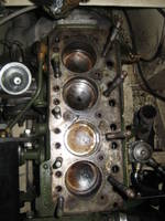 Highlight for album: Bugzy59 cylinder head replacement