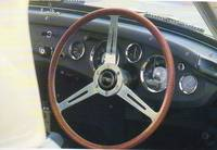 Highlight for album: Donald Healey Steering Wheel