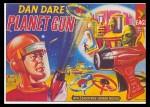 Dan Dare Helmet(2 plus ray gun)