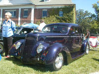 Highlight for album: Woodward Dream Cruise 2004