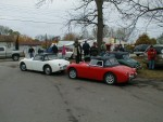 Gathering at the Cider Mill