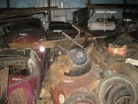 Highlight for album: Barn Cars