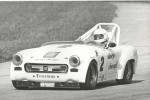 Kat qualifying for the '80 Runoffs...