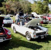 Highlight for album: 1974 MG Midget MK III