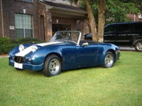 "Highlight for album: 1960 Austin Healey ""Bugeye"" Sprite"