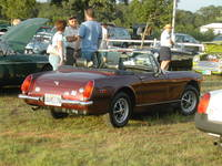 Highlight for album: South Jersey British Car Club Ice Cream Social